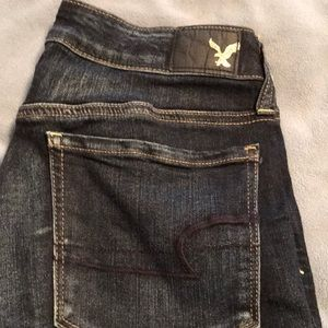 AE jeans. Worn just a few times.